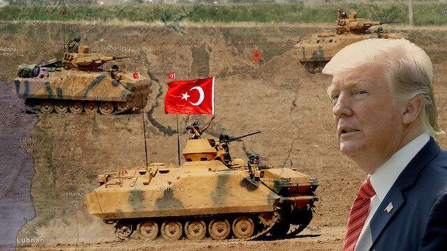 ABD Başkanı Trump'ın tehditkar açıklamalarının ardından Türk ordusunun Suriye'de nasıl bir adım atacağı konusu merakla bekleniyor.