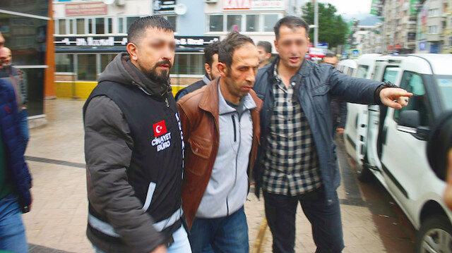 Palu ailesine 6 tutuklama