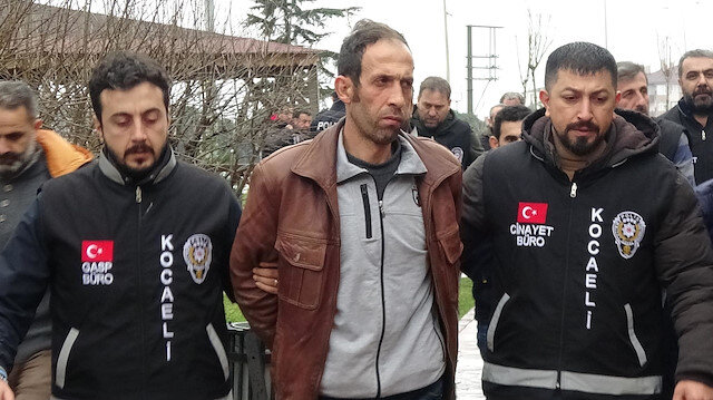 Palu ailesi üyeleri polis ekipleri tarafından gözaltına alınmıştı.