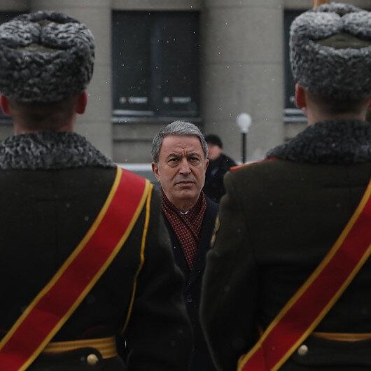وزير الدفاع التركي: تعاوننا مع روسيا البيضاء ستستمر في كافة المجالات