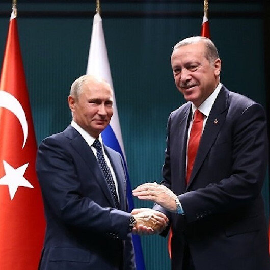 """أردوغان يكشف عن لقاء قريب """"محتمل"""" مع بوتين"""