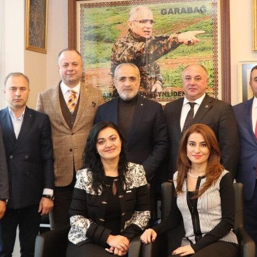 Topçu: Türkiye ile Azerbaycan arasındaki ticaret hacmi 2019'da artacak