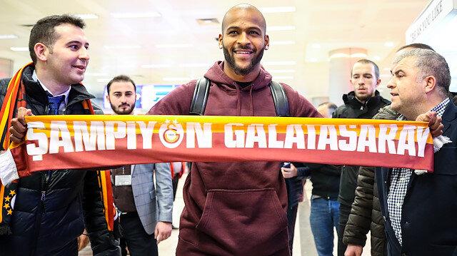 Galatasaray'dan Marcao'ya 4 milyon euro