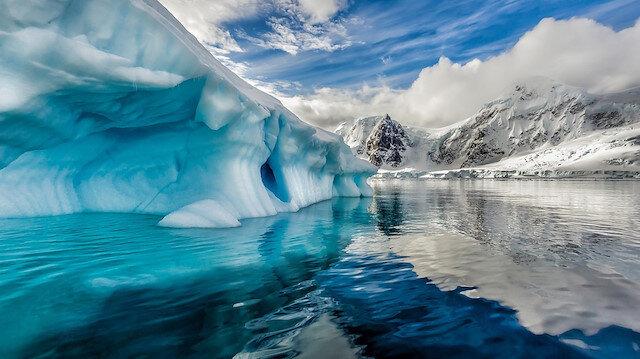16 yılda yüzde 280 arttı: Buzullar hızla eriyor