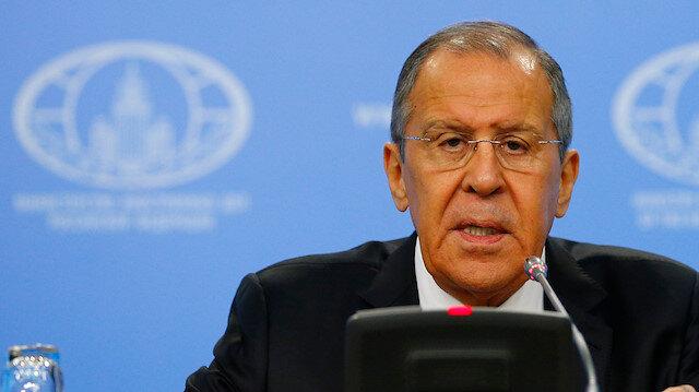 Lavrov: YPG ile Esed arasındaki temasları destekliyoruz