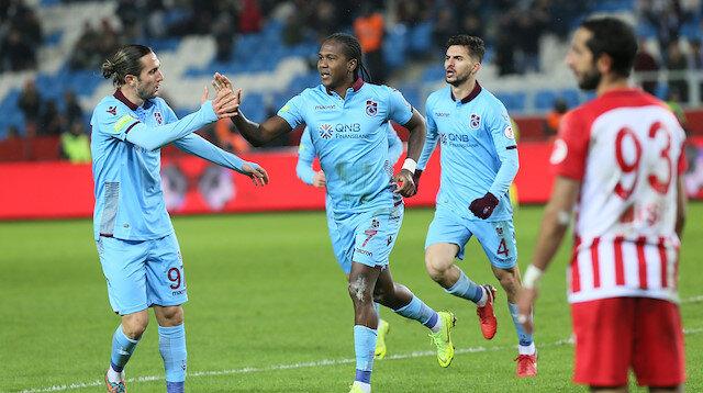 Trabzonspor-Balıkesirspor: 2-1