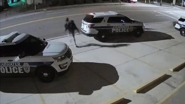 Polislere ateş açıp kaçan adam vurularak öldürüldü