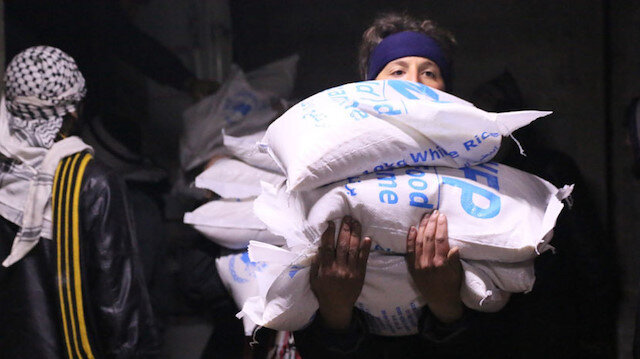 UN delivers 27 truckloads of humanitarian aid to Syria