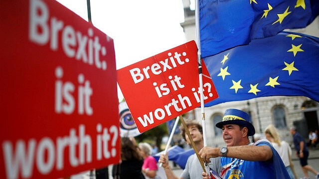 Dozens of business leaders call for second Brexit referendum