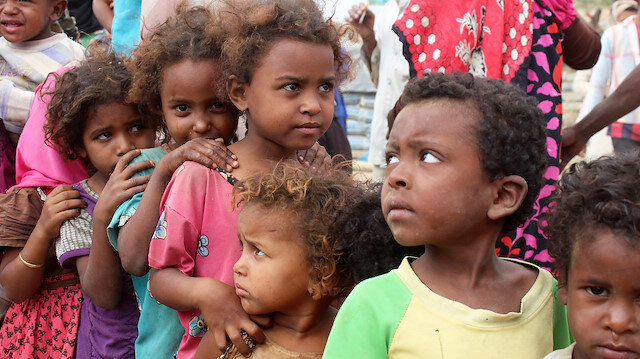 80 pct of Yemeni people need humanitarian aid: WHO