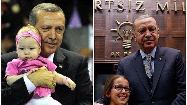 AK Parti'den '#10YearsChallenge'lı Cumhurbaşkanı Erdoğan paylaşımı