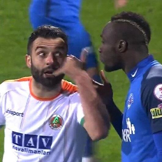 Kupa maçında tüküren Diagne'yi bekleyen tehlike