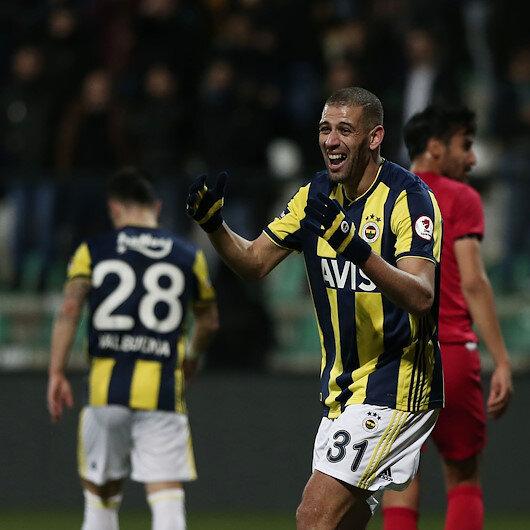 Ümraniyespor-Fenerbahçe: 1-0