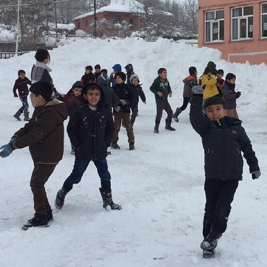 Son 20 günde sadece 2 gün okula gidebildiler
