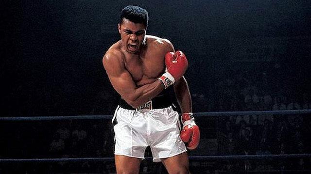 Saygı duruşu:<br> Muhammed Ali