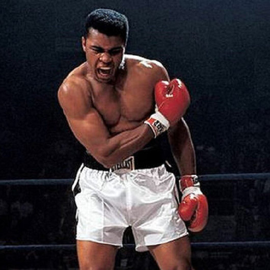 Saygı duruşu: Muhammed Ali