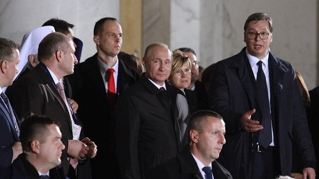 Russia, Serbia sign agreement on nuclear cooperation
