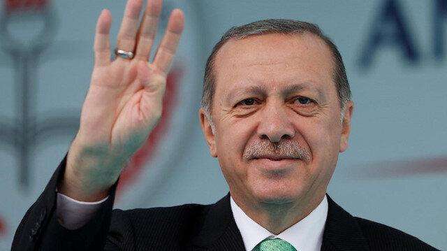 أردوغان يدخل على خط المشاركة في تحدي الـ10 سنوات
