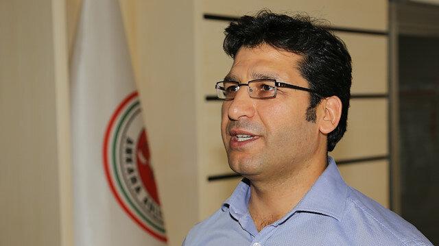 KHK ile kapatılan YARSAV'ın eski Başkanı Murat Arslan.