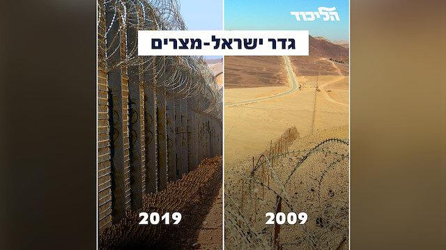 Netanyahu da 10 yıl akımına katıldı: İsrail zulmünü paylaştı