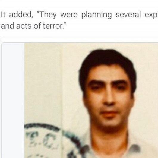 İran  ajansı 'Necati Şaşmaz'ın fotoğrafını Münbiç saldırısının faili olarak paylaştı