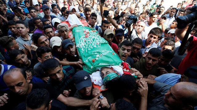 At least 290 Palestinians killed in 2018: Israeli rights NGO