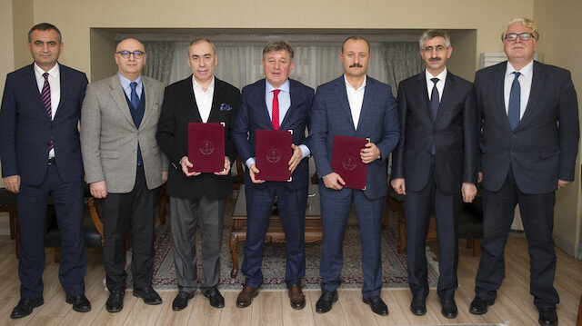 Kırıkkale Üniversitesi'nden '2019 Prof. Dr. Fuat Sezgin Yılı' iş birliği protokolü