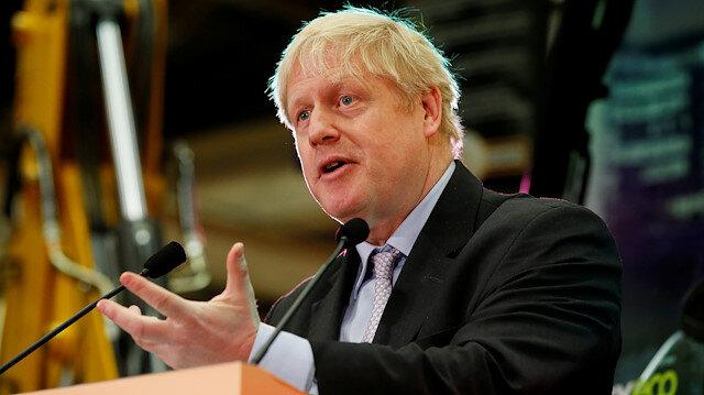 Boris Johnson'dan 'Türkiye' inkarı