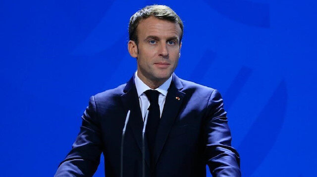 French troops to remain in Syria despite US pullout: Macron