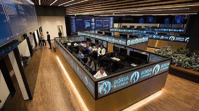 Turkey's benchmark stock index rises at open