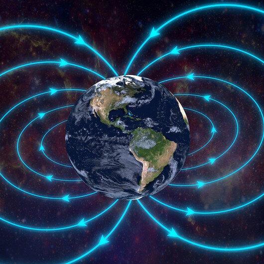 Dünyanın manyetik alanında beklenmedik hareket gözlemlendi