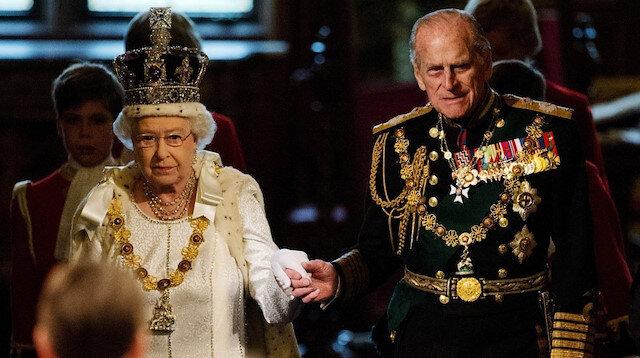 Kraliçe Elizabeth'in eşi Prens Philip trafik kazası geçirdi