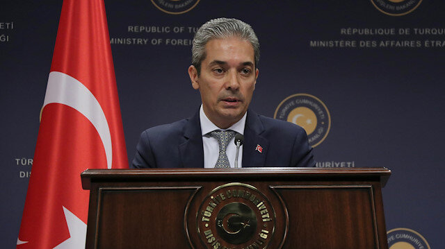 Turkey says Syrian regime should 'not be allowed' to enter Manbij