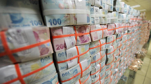 Turkish Central Bank data shows net int'l investment position betters in Nov.