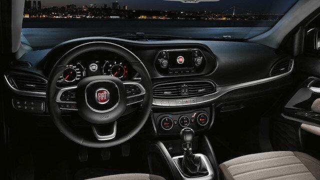 2019 Fiat Egea'a tüm detayları
