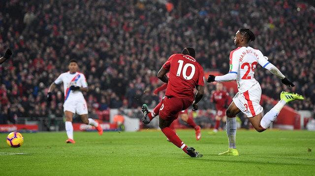 Liverpool 4-3 Crystal Palace (Geniş özet ve goller)