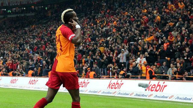 Galatasaray-Ankaragücü: 6-0