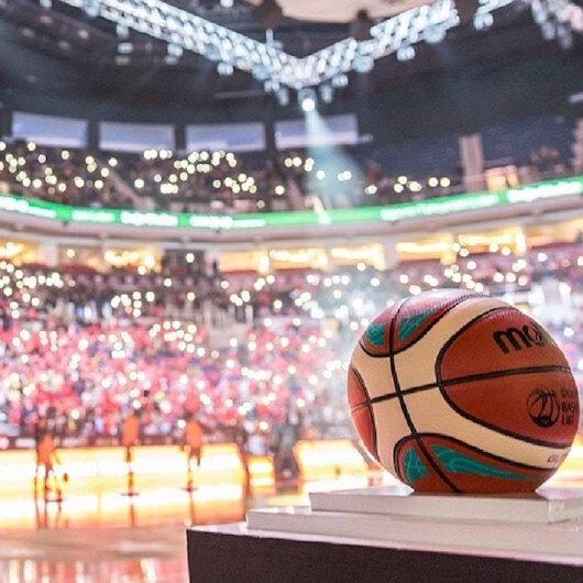 Sinan Erdem'de basketbol şöleni