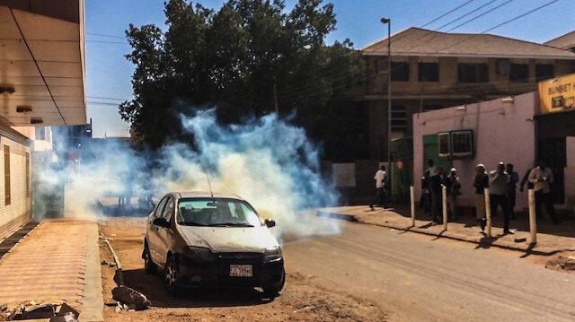 Sudan doctors, teachers strike amid protests