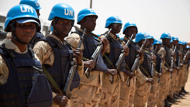 Eight UN peacekeepers killed in attack in northern Mali