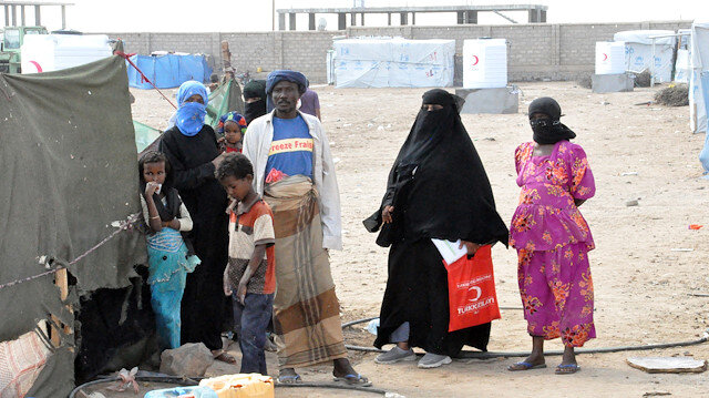 Turkey's UID, Red Cescent launch aid campaign for Yemen
