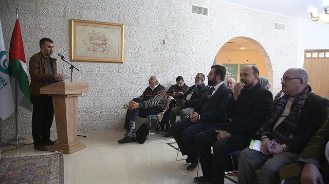 Turkish cultural institute holds symposium in Palestine