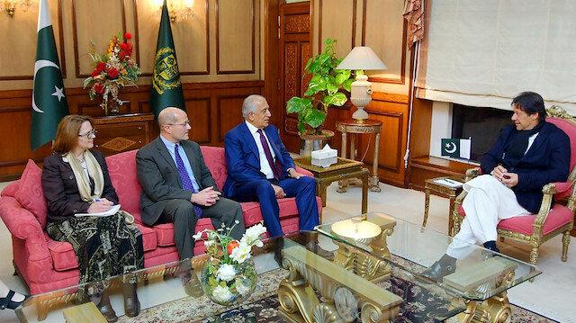 Hoping to meet Taliban, US envoy in Pakistan for longer