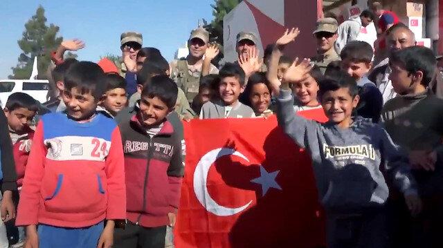 Zeytin Dalı Harekatı'nın birinci yıl dönümüne özel video