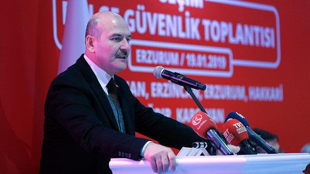 Soylu: PKK'nın Karadeniz Bölgesi'ne açılmasının önüne geçtik