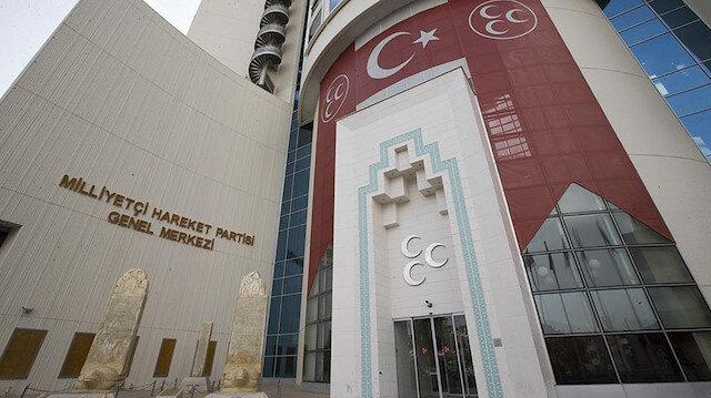 MHP Genel Merkezi binası