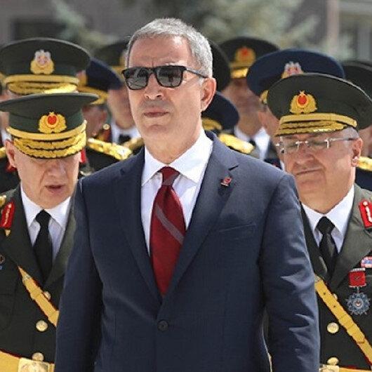 وزير الدفاع التركي: قواتنا مستعدّة لـ منبج وشرق الفرات