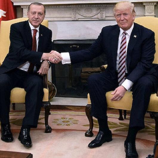 "أردوغان لـ ترامب: تركيا تستطيع تأمين ""منبج"" بنفسها"