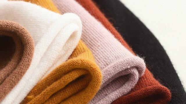 Havalar soğudu kışlık giysi piyasası ısındı