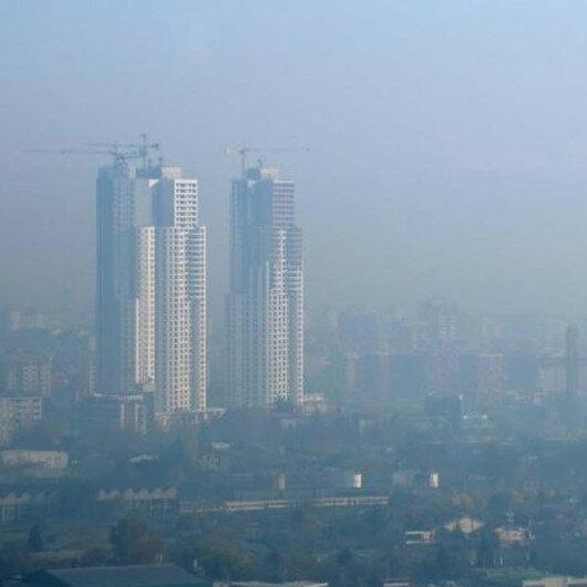 Üsküp'te hava kirliliğine karşı ücretsiz toplu taşıma